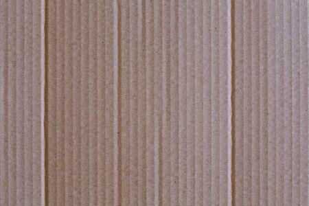light brown: Close-up of light brown carton background Stock Photo
