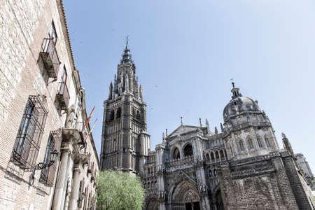castilla la mancha: Toledo, Castilla la Mancha, Spain, Toledo?s Cathedral Stock Photo