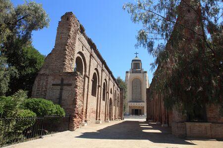 Votive Temple of Maipu. Santiago, Chile