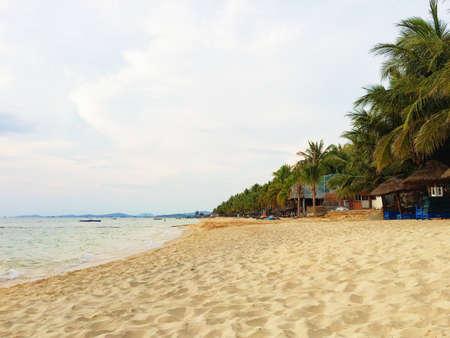 phu: Phu Quoc beach, Vietnam