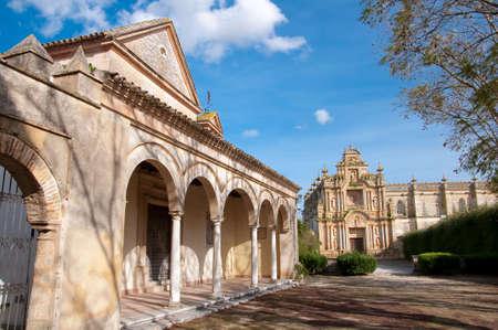 sherry: Church of the Carthusian of Sherry