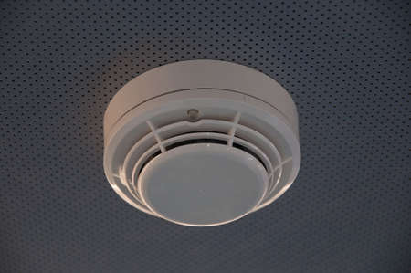 falsely: smoke detector fire alarm
