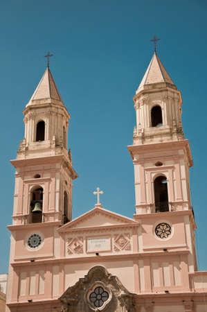 Church of San Antonio, C�diz