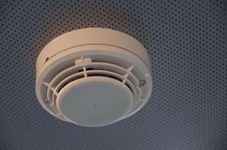 smoke detector fire alarm