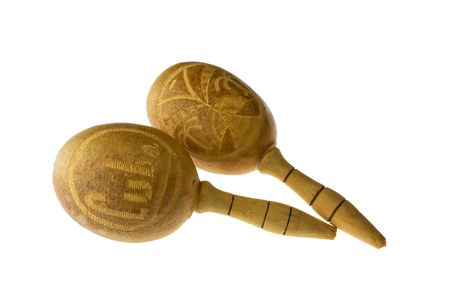 traditional musical instrument for rhythmic groove of latin music photo