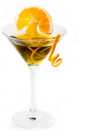 citrus aurantium: orange cocktail