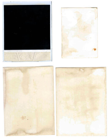 Set of various old paper sheets    1054;  1087;  1080;  1089;  1072;  1085;  1080;  1077;  Set of various old paper sheets  vintage photo and book pages, cards, pieces isolated on white background photo