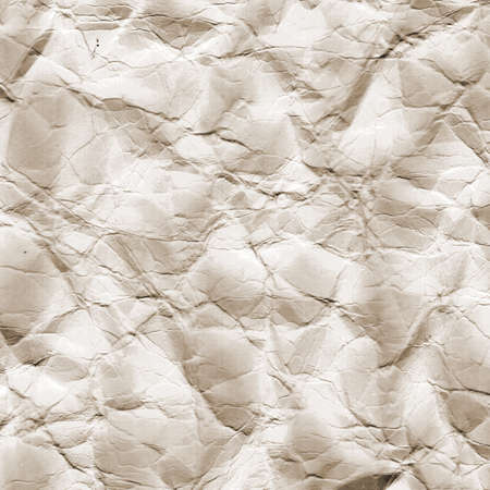 texture of crushed paper