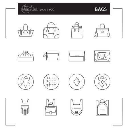 kelly: Icons design for web and mobile app e-commerce.