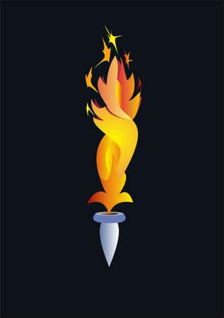 dungeon: torch