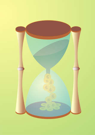 variability: Time is money. Illustration