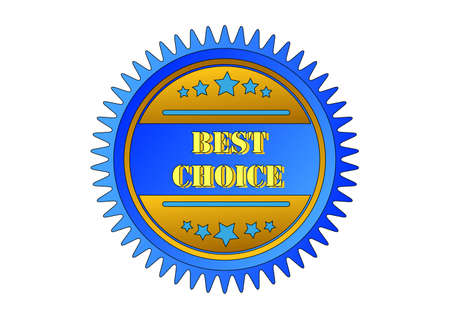 e commerce icon: Best Choice icon