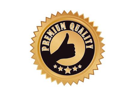 Premium Quality icon Illustration