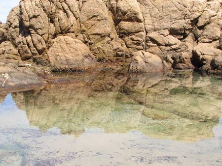 Sea pond photo
