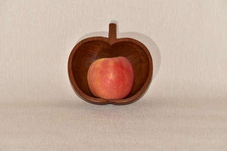 Apple inside the apple Stock Photo
