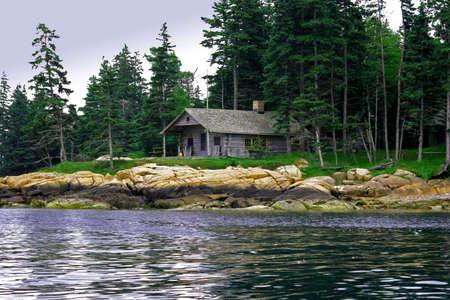 Maine Island Retreat