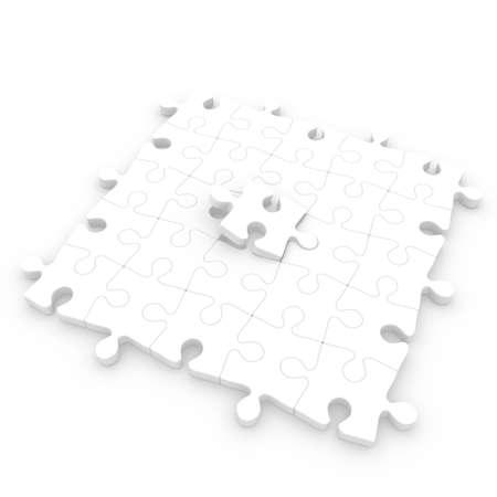 Puzzle complete