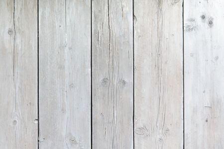 White washed weathered Scaffolding planks background 写真素材