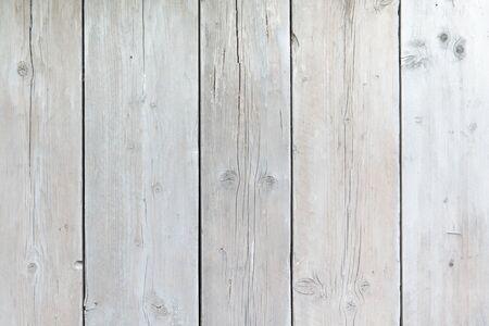 White washed weathered Scaffolding planks background Stockfoto