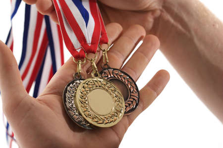 Olympic Medals photo