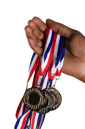 Olympic Medals Stock Photo - 4950205