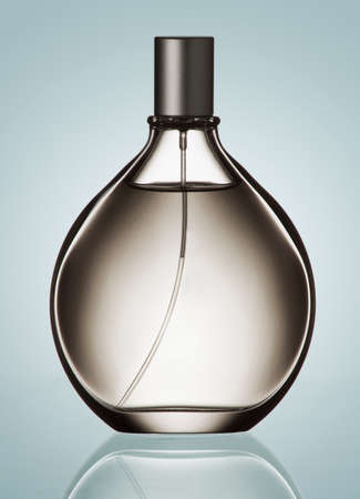 perfume bottle: perfume Stock Photo