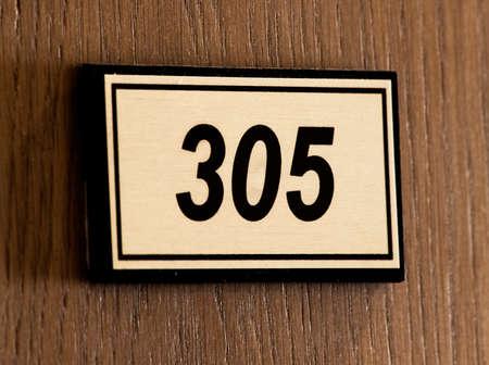room: room number