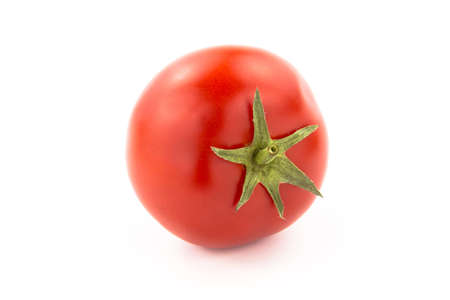 domates: Single Sidewise Tomato - Clipping Path Inside