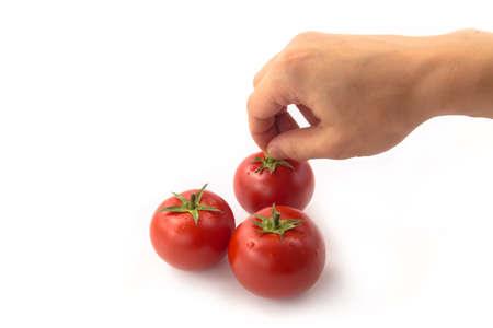 domates: Choosing Tomato