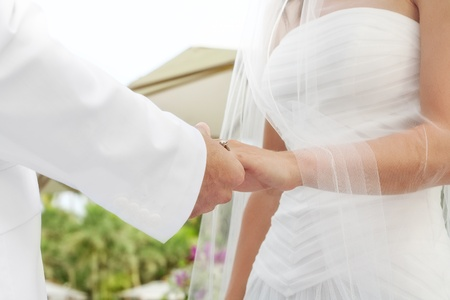 fragment like photo of  beautiful wedding ceremony photo