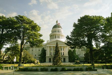 view of city hall sacramento california