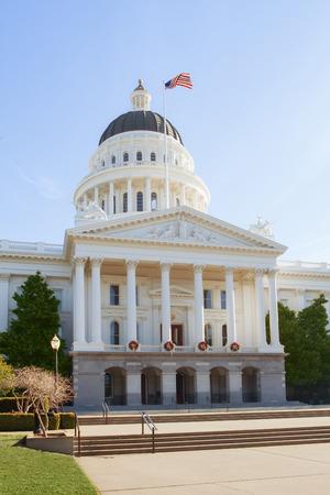 view of city hall sacramento california photo