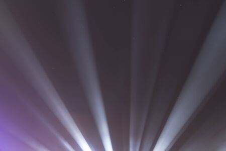 lights to illuminate glow in the dark sky background.