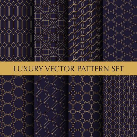 Modèles vectoriels Luxe Pack