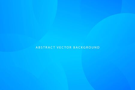 Abstract circle vector background