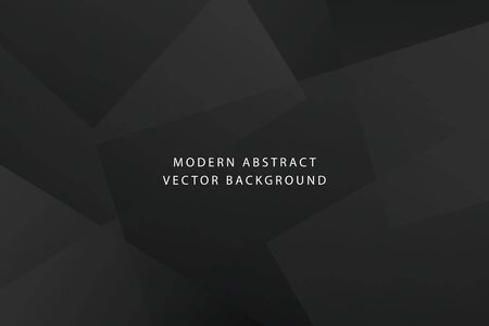 Dark and luxury dynamic modern abstract presentation vector pattern Ilustrace