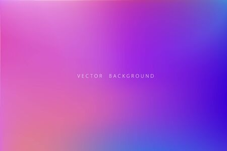 Abstract gradient modern color vector pattern