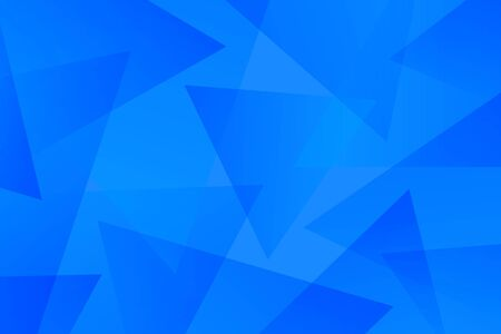 Modern blue abstract vector background