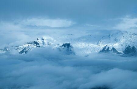 Jungfrau interlaken - Top of Europe, Switzerland 免版税图像