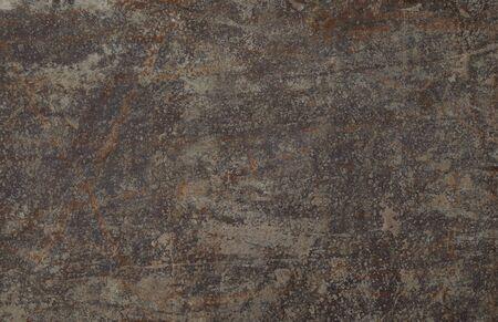 Old brown zinc texture background