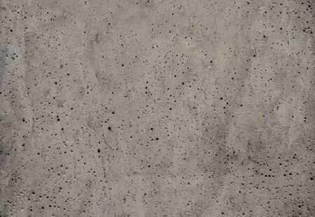 Grunge dirty grey cracked concrete wall
