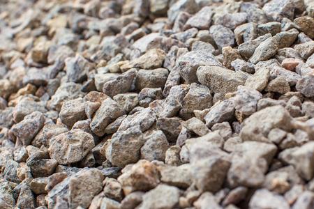 cobblestone street: the gray gravel for the background