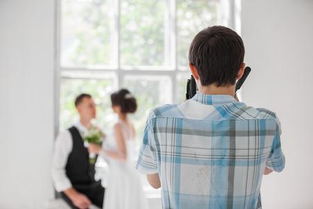 結婚式の写真結婚式の写真撮影
