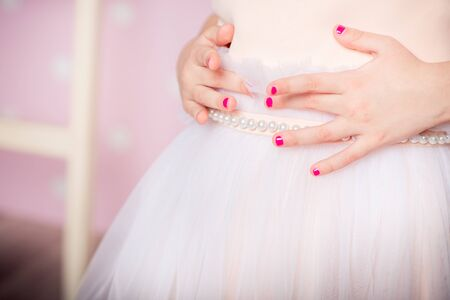 beautifu: beautifu  dress for little girl. the  princess dress