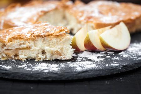 appetizing: homemade appetizing Apple pie