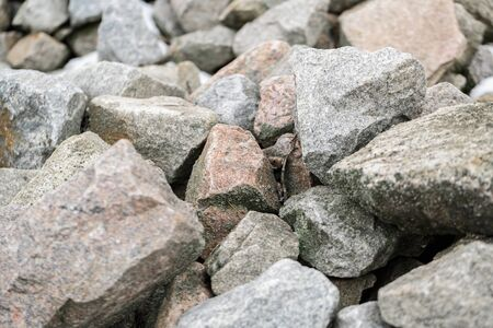 stone texture,  background , gray stones in the park