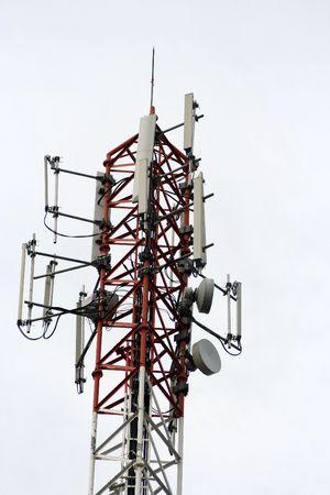 transmitter: GSM transmitter