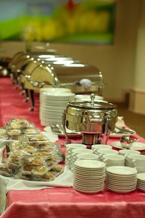 buffet banquet Stock Photo