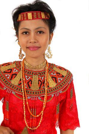 toraja: traditional dress from Toraja Indonesia
