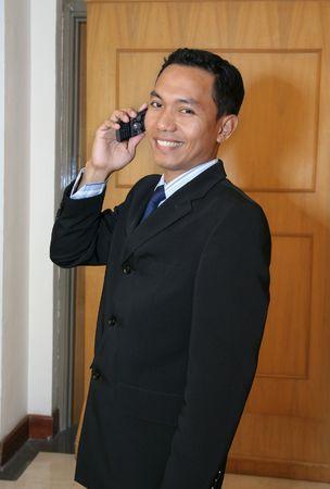 executive calling Stock Photo - 2923683